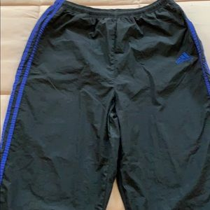 Men's Adida nylon pants